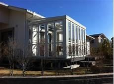 庭テラス ウッドデッキ仕様 サンルーム 第二のリビングルーム