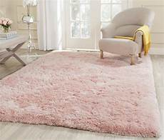 safavieh tufted pink polyster shag area rugs sg270p