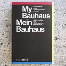 my bauhaus language english german