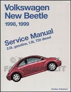 service and repair manuals 2005 volkswagen new beetle security system 1998 1999 vw new beetle repair shop manual