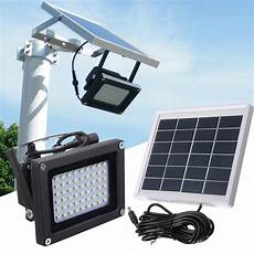 54 150 leds solar light 3528 smd sensor outdoor lighting security led flood light waterproof