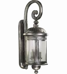 the best silver outdoor wall lights