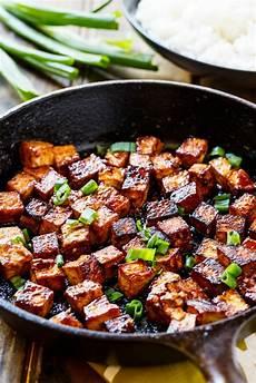 garlic tofu spicy southern kitchen