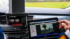 Les Radars Embarqu 233 S Des Chauffeurs Priv 233 S