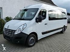 used renault minibus master kombi l3h2 dci 17 sitzer