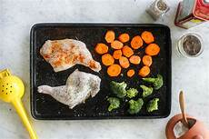 how to simplify cooking with one tray baked meals little green dot