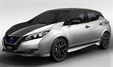 Nissan Leaf 2018 Grand Touring Edition Revealed Ahead Of