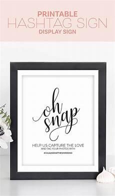 wedding hashtag sign printable template instagram wedding sign instant download wedding decor