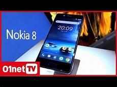 Nokia 8 Le Nouveau Smartphone Haut De Gamme De Hmd