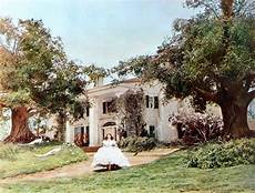 tara gone with the wind house plans effort to save tara plantation facade before it s gone