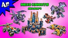 Nexo Knights Malvorlagen Ukulele Every Lego Nexo Knights Season 4 Set Complete Collection