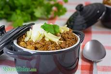 keto chili con carne low carb spicy no beans