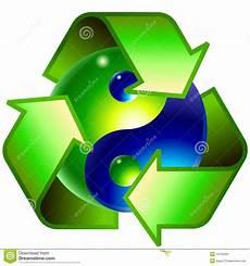 simbolos naturales concepto simbolo di ecologia illustrazione vettoriale illustrazione di freccia 10756293