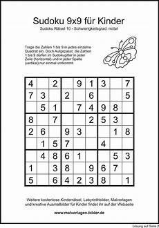 sudoku 9x9 zum ausdrucken mit l 246 sung als pdf datei