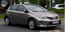 2012 Toyota Auris Ii Pictures Information And Specs