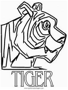 Malvorlagen Tiger Pool Tiger 23 Gratis Malvorlage In Tiere Tiger Ausmalen