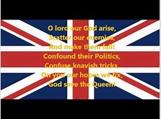 united kingdom national anthem