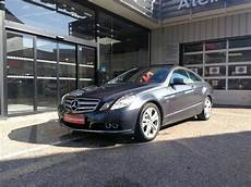mercedes classe s occasion voiture occasion mercedes classe e coupe nancy nissan nancy