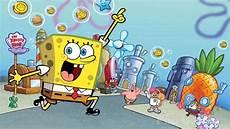 Gambar Kartun Spongebob Lucu Bergerak Duinia Kartun