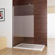 Duschwand Glas Walk In - walk in dusche duschabtrennung duschwand 10mm nano