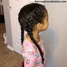 braided hairstyles for mixed hair tutorial for