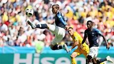 Mondial 2018 Groupe C Pogba Et La Dominent L