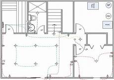basement finish wiring diagram electrical diy chatroom home improvement
