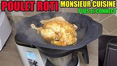 poulet roti monsieur cuisine plus connect cuisson