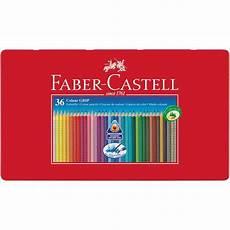 Faber Castell Malvorlagen B Faber Castell Tin Of 36 Colour Grip 2001 Pencils