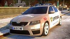 Skoda Octavia Rs Geo For Gta 4