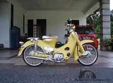 Modifikasi Motor C70 by Modifikasi Motor Honda C70 Freewaremini