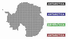 pixel antarctica map stock vector illustration of antarctic 119441465