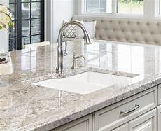 Kitchen Counter With Sink by Granite Countertops In Kitchens Granite Backsplash