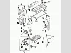 2002 Hyundai Accent Engine Diagram   Automotive Parts