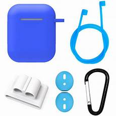 Protective Silicone Protector Earphone Hanging Rope by Silicone Protective Cover Set Combination Wireless