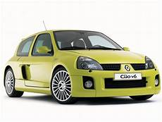 Renault Clio Sport V6 New Car Price Specification