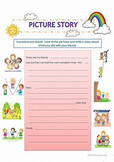 writing stories worksheets 22269 writing a story worksheet free esl printable worksheets made by teachers