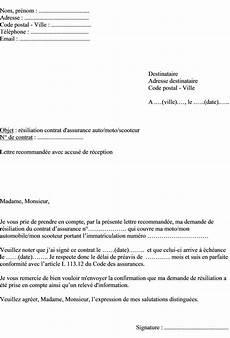 resiliation assurance auto vente 100 modele de lettre pour resiliation d assurance voiture
