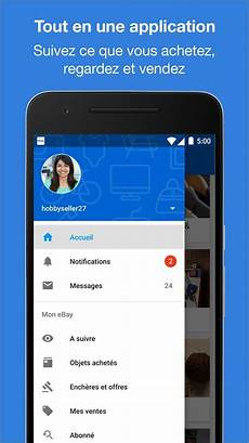 ebay vente enchere ebay achat vente ench 232 res applications android sur