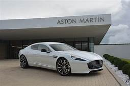 Used 2016 Aston Martin Rapide S V12 552 4dr Touchtronic