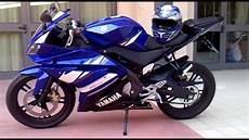 yamaha yzf r125 blue 2011 part 2
