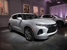 2020 the chevy blazer 2019 chevy blazer charts a more stylish crossover course