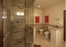 Bathroom Ideas Earth Tones by New Berlin Master Bathroom 171 Wooden Thumb Remodeling