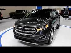 2015 ford edge sel exterior tour