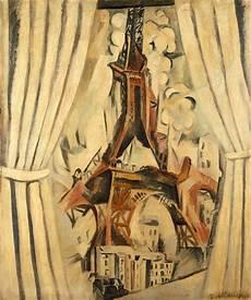 Kubismus Berühmte Bilder - file robert delaunay durchblick auf den eiffelturm 1910