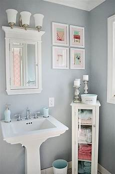 light blue bathrooms pinterest