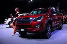 isuzu d max fahrwerk isuzu malaysia facelifts popular d max up truck
