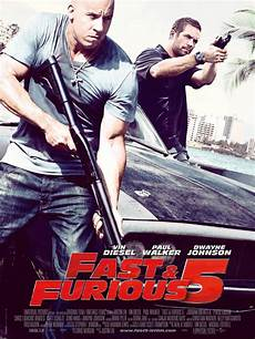 affiche fast and furious fast and furious 5 photos et affiches allocin 233