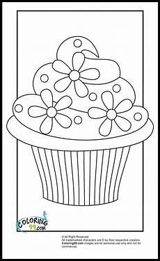 coloring pages free printable 17533 cupcake coloring pages minister coloring