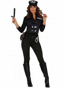 costume femme swat livraison 24h funidelia